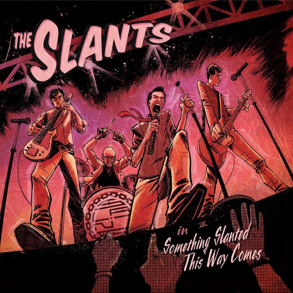 The Slants Premiere New Album Track