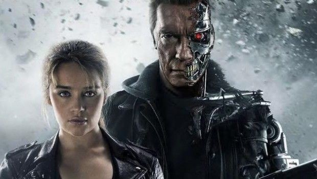 Erica's Thoughts As She Watches Terminator Genisys (Live Tweet) | Genisys