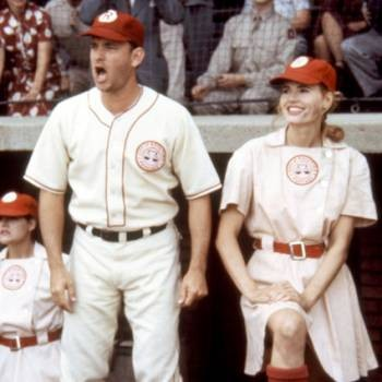 'A League Of Their Own' Reunion Game For #BvilleFilmFest | League of their own