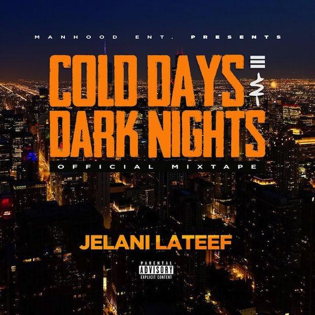 Jelani Lateef Inspires With 'Cold Days And Dark Nights' | Jelani Lateef