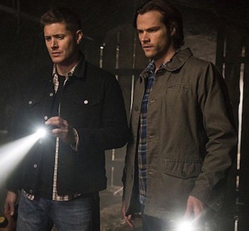 Supernatural: 11×19, The Chitters | Chitters