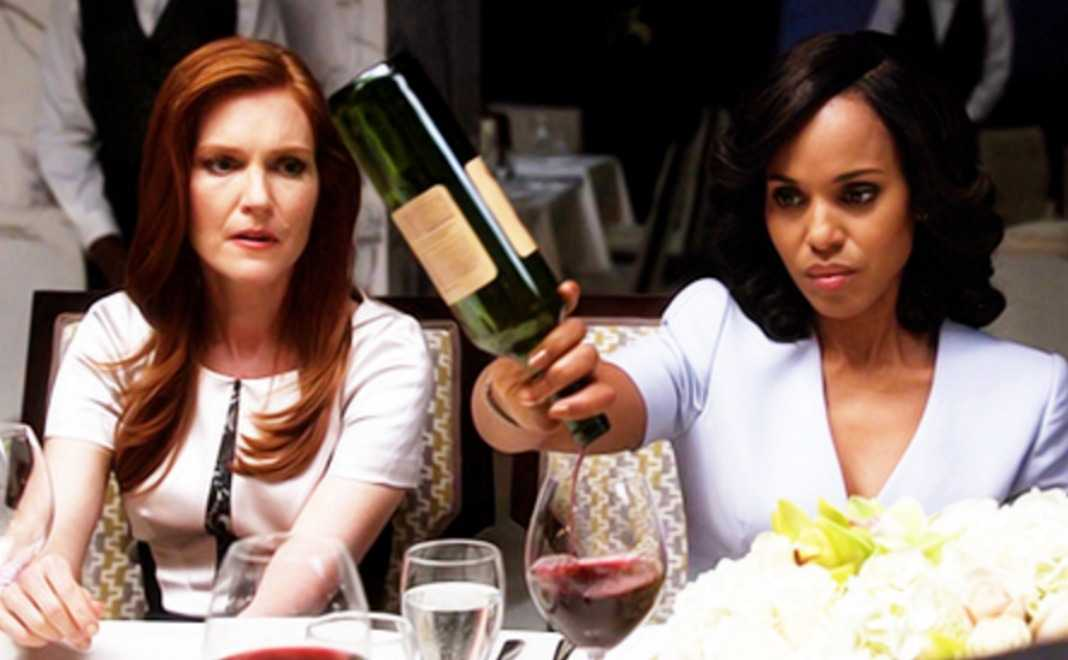 Scandal: 05x19, Buckle Up | Buckle