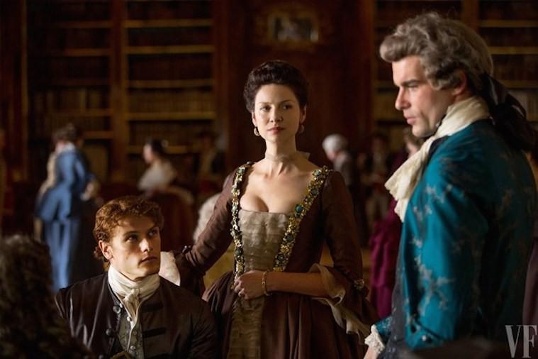 Outlander: 02x04, La Dame Blanche | La Dame Blanche