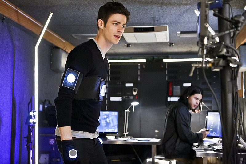 The Flash: 02x20, Rupture | Rupture