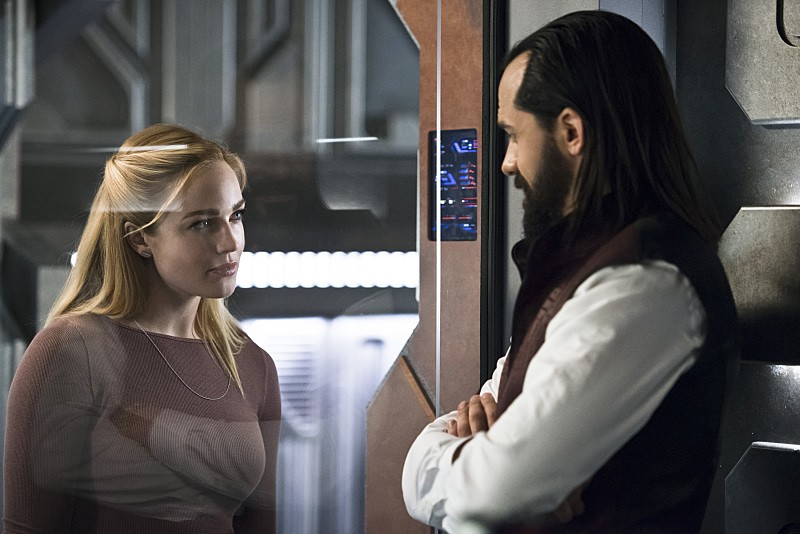 DC's Legends Of Tomorrow: 01x14, River Of Time   River of Time