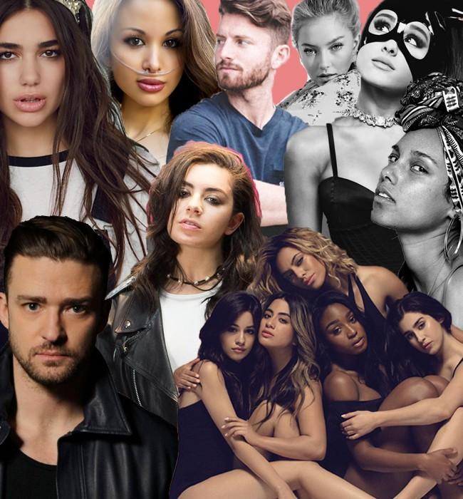 #MusicMonday Feat. Justin Timberlake, Alicia Keys, Dua Lipa, And More   #MusicMonday