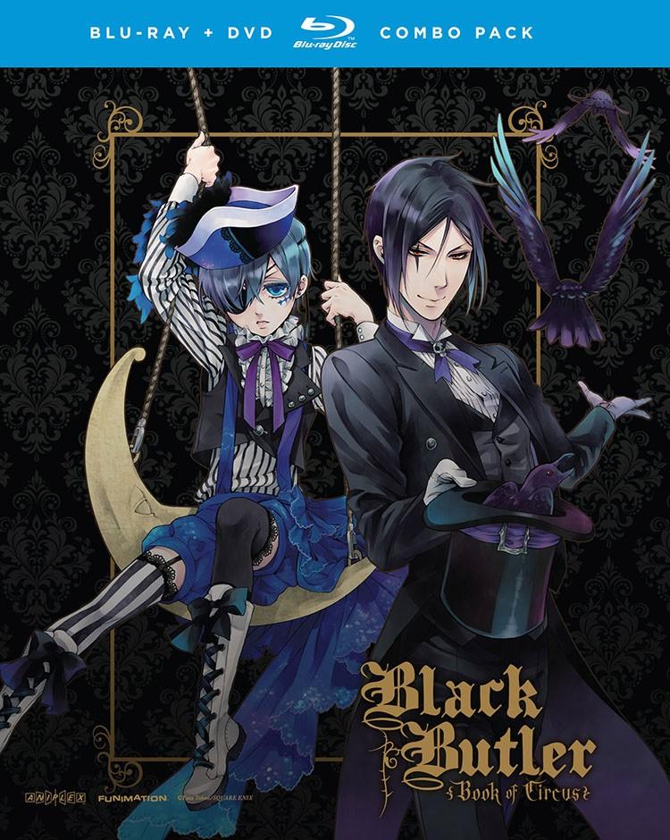 Black Butler: Book Of Circus (Series Review) | black butler