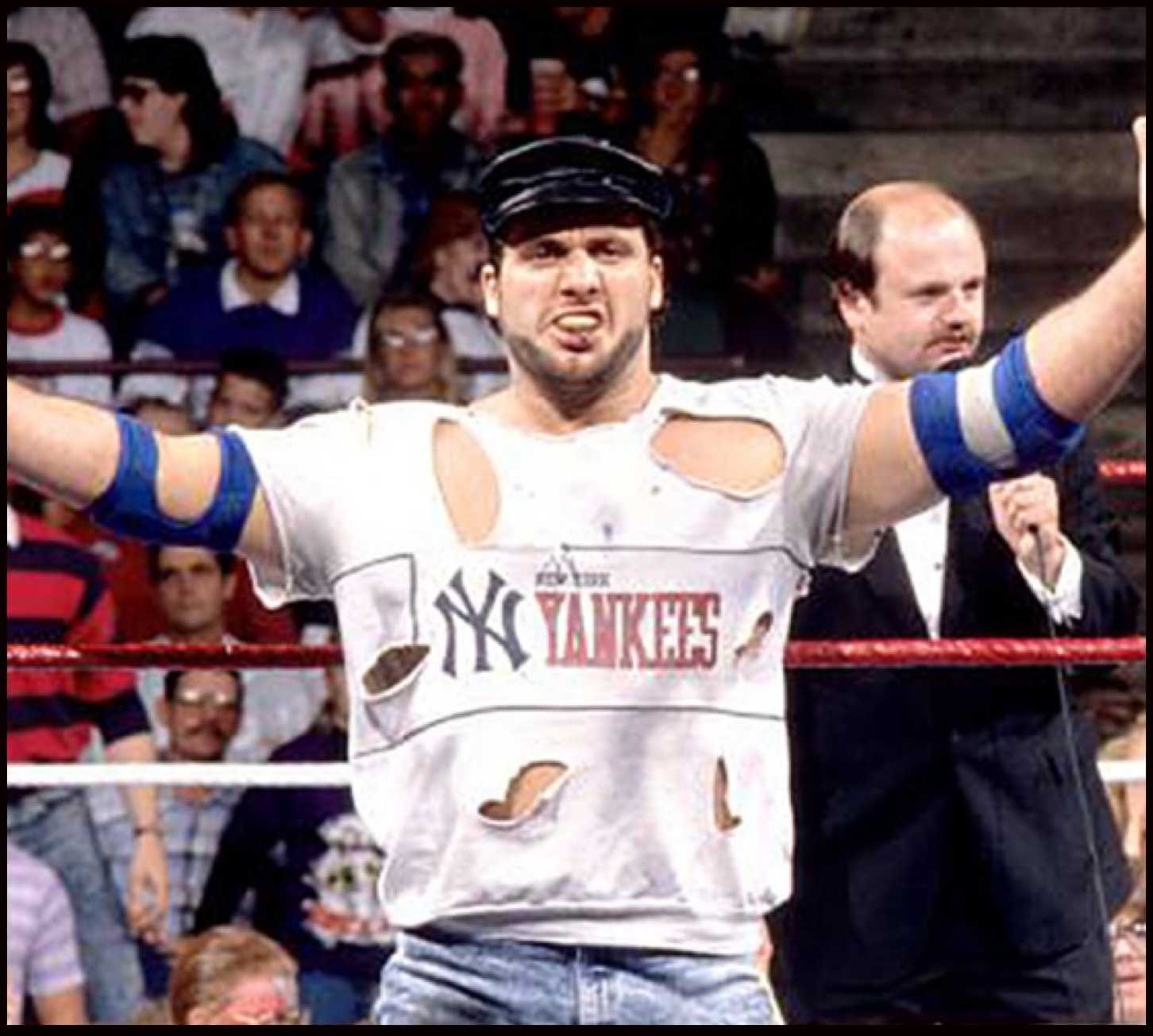 Wrestling Legend, The Brooklyn Brawler, Released From WWE After More Than 30 Years   Brooklyn Brawler
