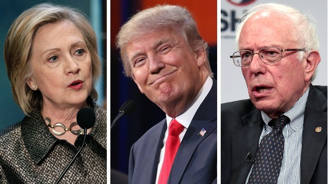 Hillary Clinton And Donald Trump Are Running Neck-And-Neck | clinton