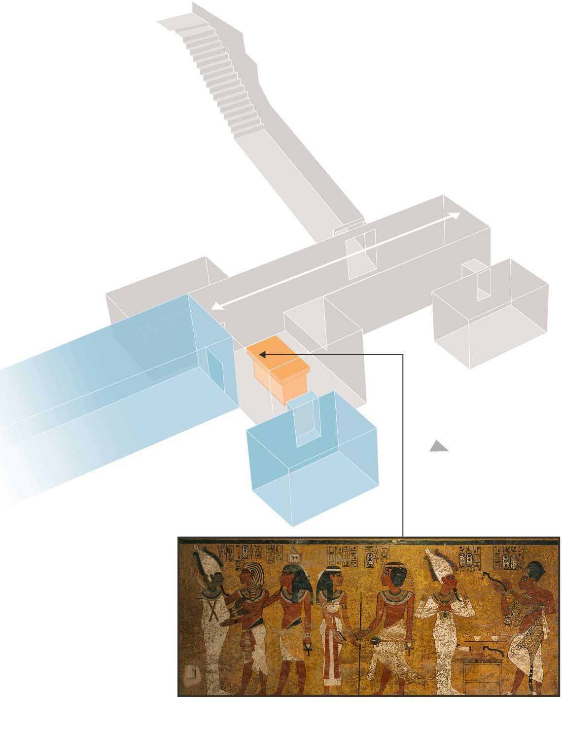 King Tut's Tomb May Contain More Hidden Chambers | King tut