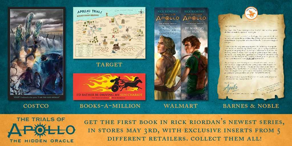 Percy Jackson Is Back In Rick Riordan's Newest Book, The Hidden Oracle (Giveaway) | The Hidden Oracle