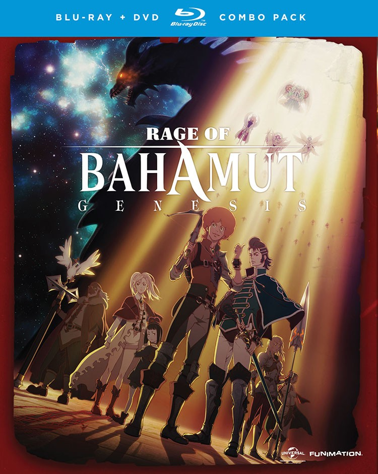 Rage Of Bahamut: Genesis Season One Review | rage of bahamut
