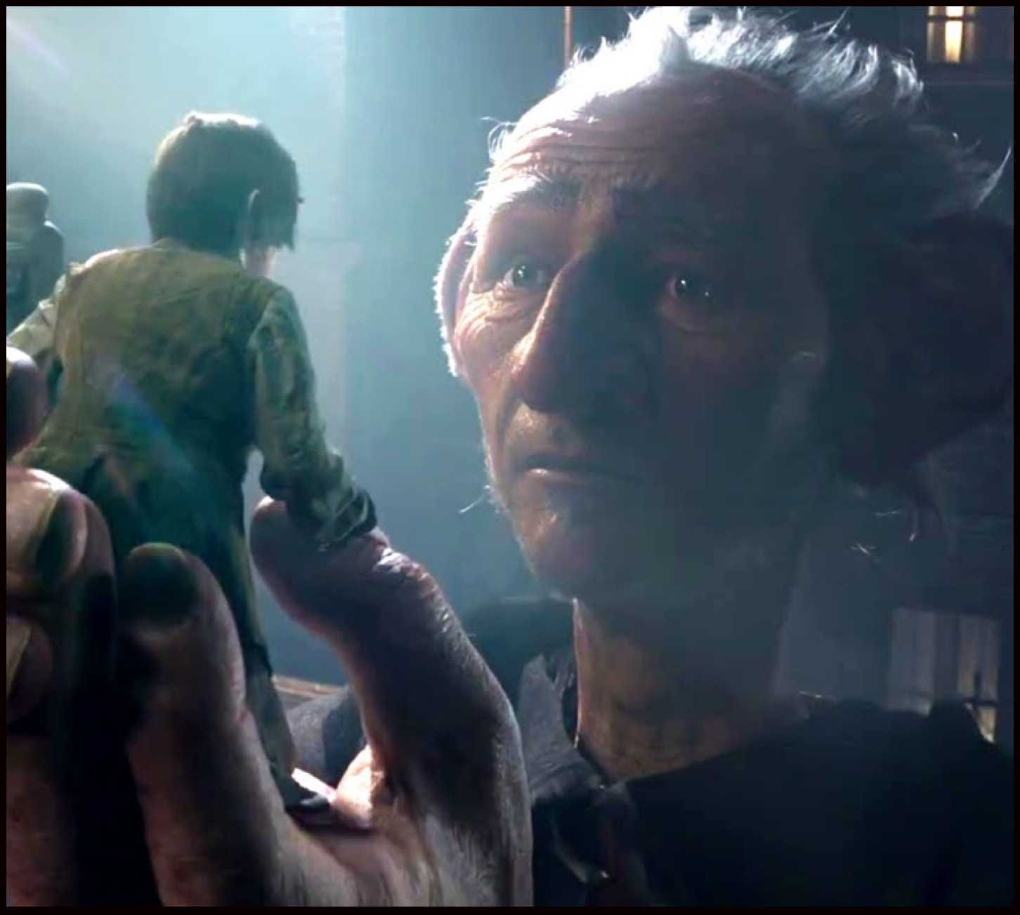 Brand New Trailer For 'The BFG' Hits The Web | BFG