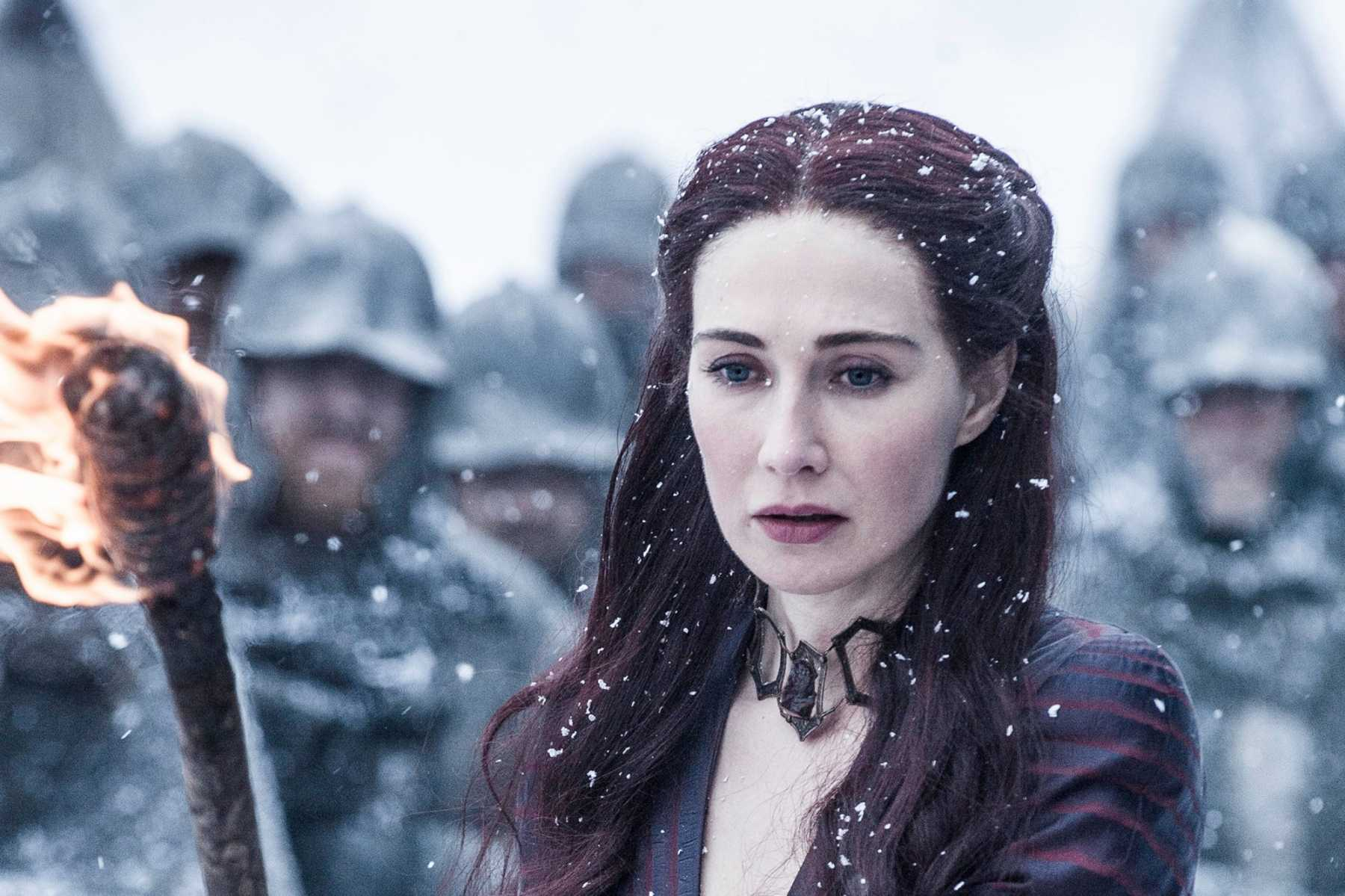 Game Of Thrones' Language Master Reveals Meaning of Melisandre's Resurrection Spell | Thrones
