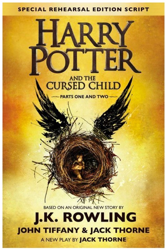 Harry Potter And The Cursed Child Reveals Final Cover Art | harry potter