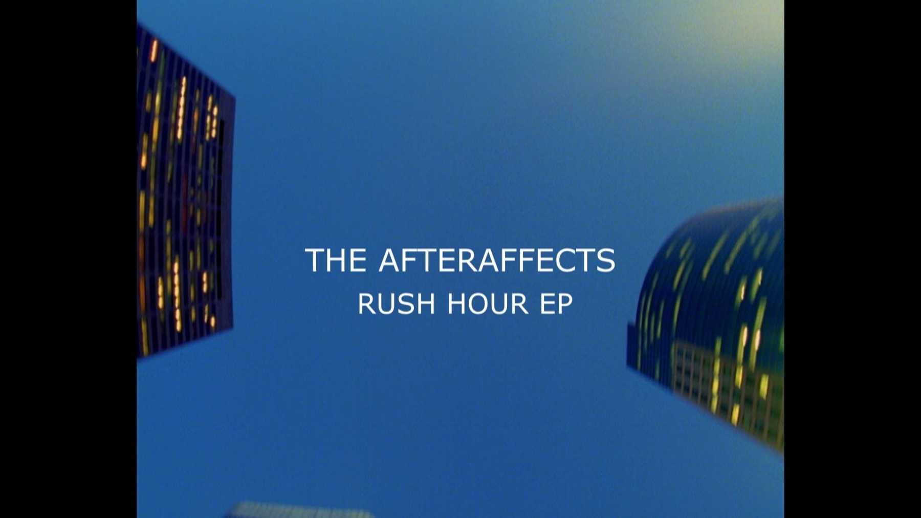 The AfterAffects Rush Hour EP Reminds Us Why We Love The '80s | AfterAffects