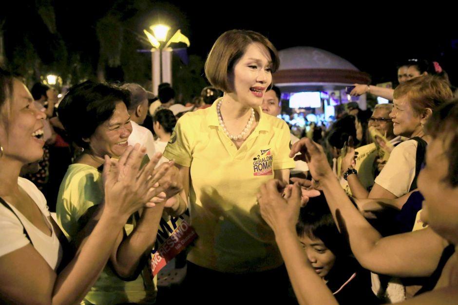 Geraldine Roman Is The First Transgender Elected To Filipino Congress | geraldine roman