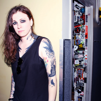 Against Me!'s Laura Jane Grace Burns Birth Certificate In Protest Of North Carolina's  House Bill 2 | Laura Jane Grace