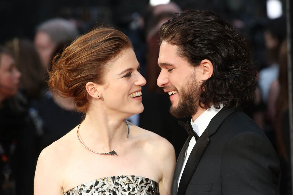 Kit Harington Recalls Falling In Love With Rose Leslie While Filming Game Of Thrones | Kit Harington