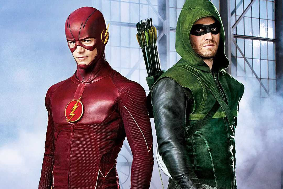 It's Official: The CW Announces 4-Way DC Crossover Event   DC Crossover