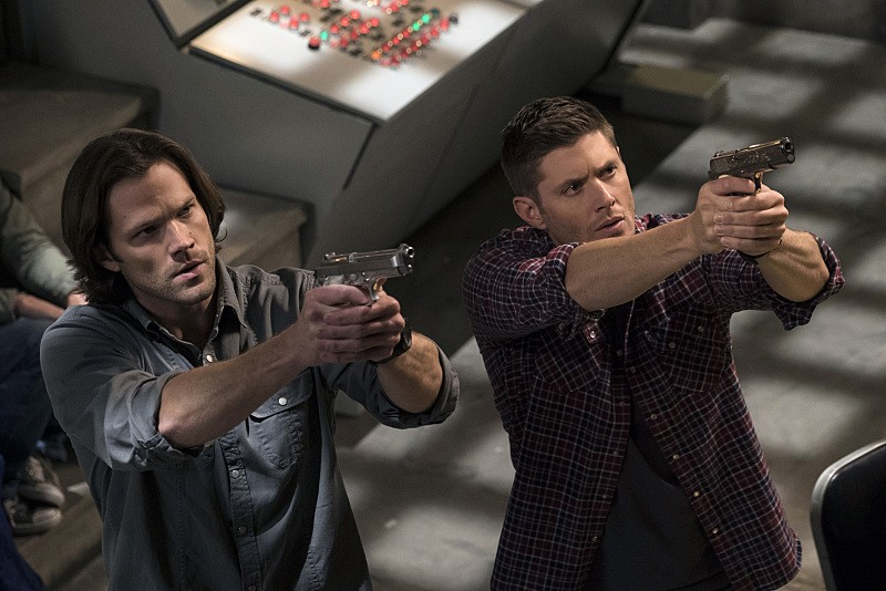 Supernatural: 11x23, Alpha And Omega | Alpha