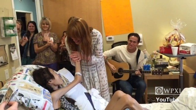 Florence And The Machine Brings Concert To Teen In Hospice | Hospice