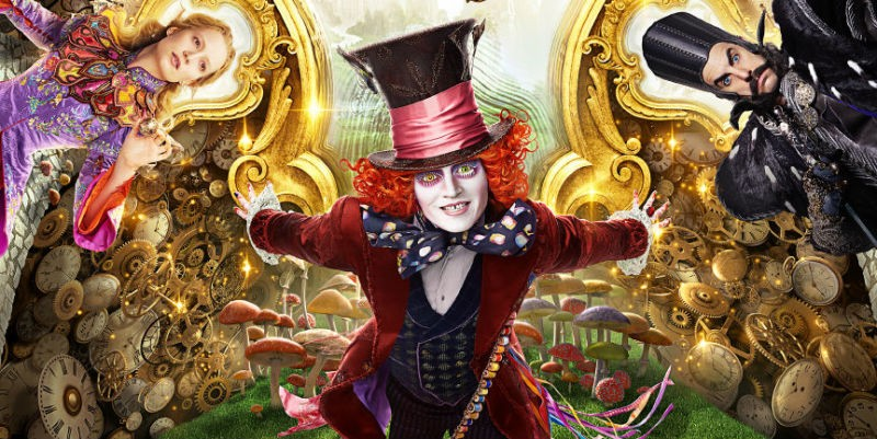 Loudinni Reviews: Alice Through The Looking Glass | Alice