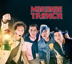 Marianas Trench Debuts Video For