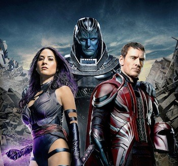 Loudinni Reviews: X-Men: Apocalypse | Apocalypse