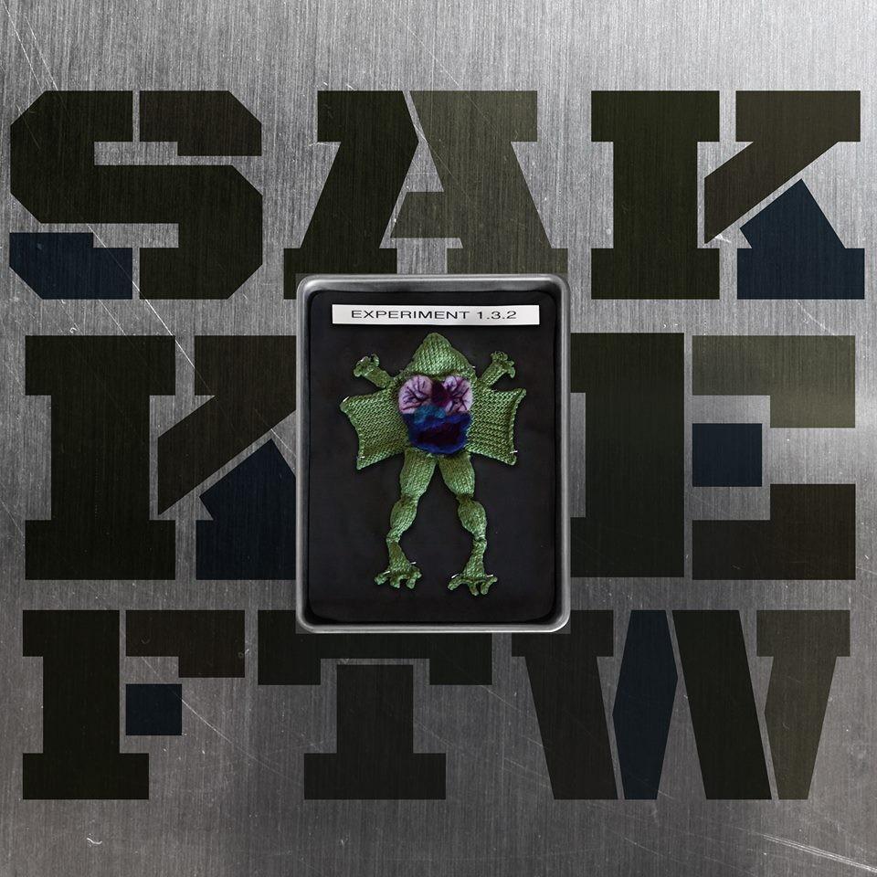 SakkieFTW Gives Us 'Experiment 1.3.2'   SakkieFTW