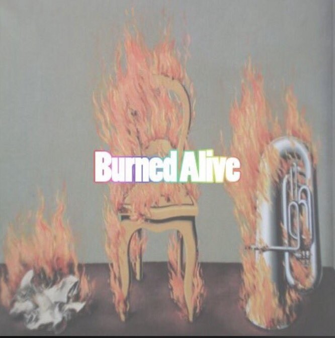 Tehon Blazes A New Trail With 'Burned Alive' | Tehon