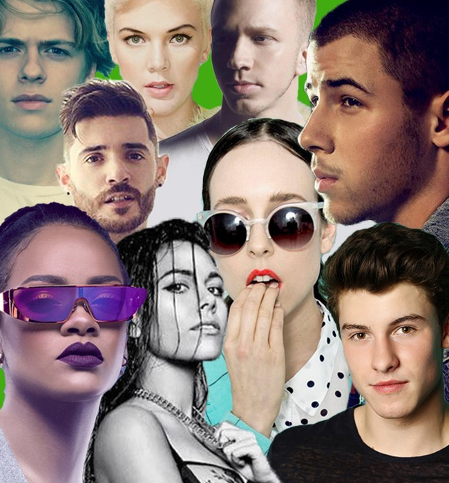#MusicMonday Feat. Shawn Mendes, Betty Who, Nick Jonas, And More | #MusicMonday