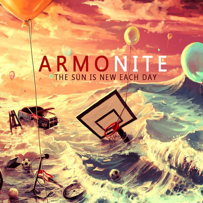 Taking It To The Next Level, Armonite Releases 'The Sun Is New Each Day' | Armonite