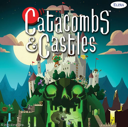 Catacombs & Castles Designer Aron West On Future Plans | Catacombs & Castles