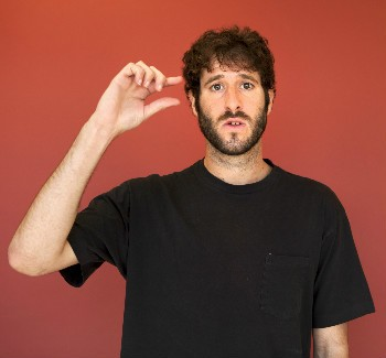 Lil Dicky Gets Serious About