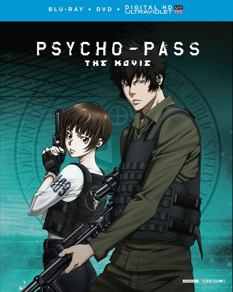 Psycho Pass The Movie (Review) | psycho pass