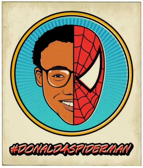 Donald Glover Cast In Spider-Man: Homecoming | Donald Glover
