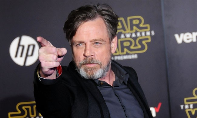 Mark Hamill Encourages Girls To Cosplay As Luke Skywalker