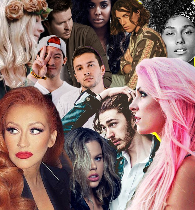#MusicMonday Feat. Christina Aguilera, LANY, Rozes, And More | #MusicMonday
