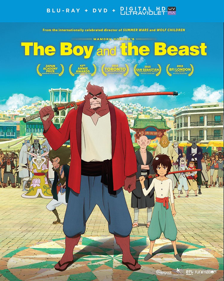 The Boy and the Beast (DVD and Blu-ray Review) | the boy and the beast