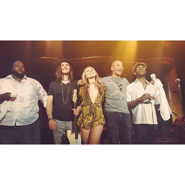 Haley Reinhart Serves A Delectable Performance On The Better Tour | Haley Reinhart