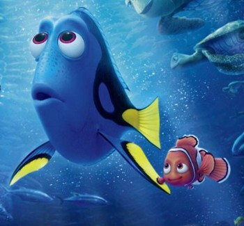 Finding Dory Sets Animated Film Box Office Record | dory