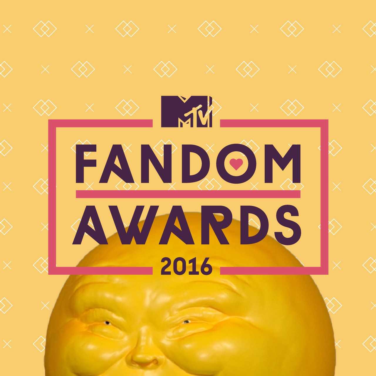 MTV Announces Nominees For 3rd Annual Fandom Awards | fandom awards