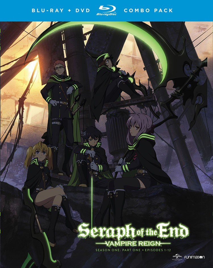Seraph Of The End - Part 1 (Review) | seraph of the end