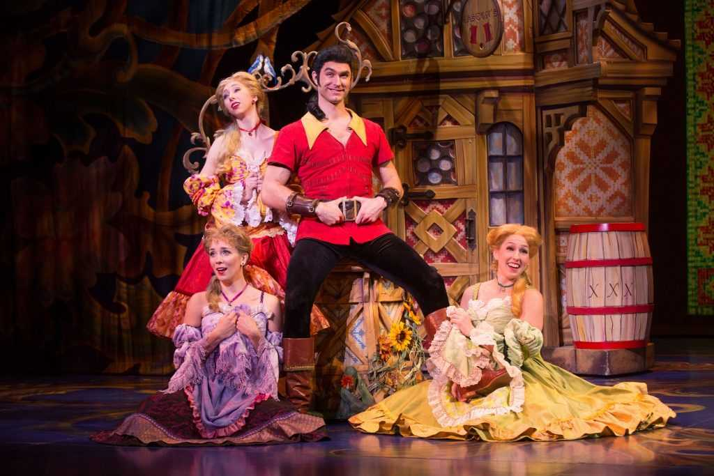 Christiaan Smith-Kotlarek Talks Beauty And The Beast, Gaston And Broadway | Beauty