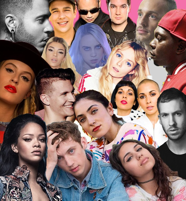 #MusicMonday Feat. Rihanna, Ferras, Fletcher, Austin Mahone, And More | #MusicMonday