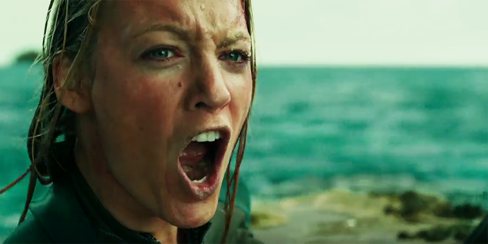 'The Shallows' Takes A Bite Out Of Blake Lively | The Shallows