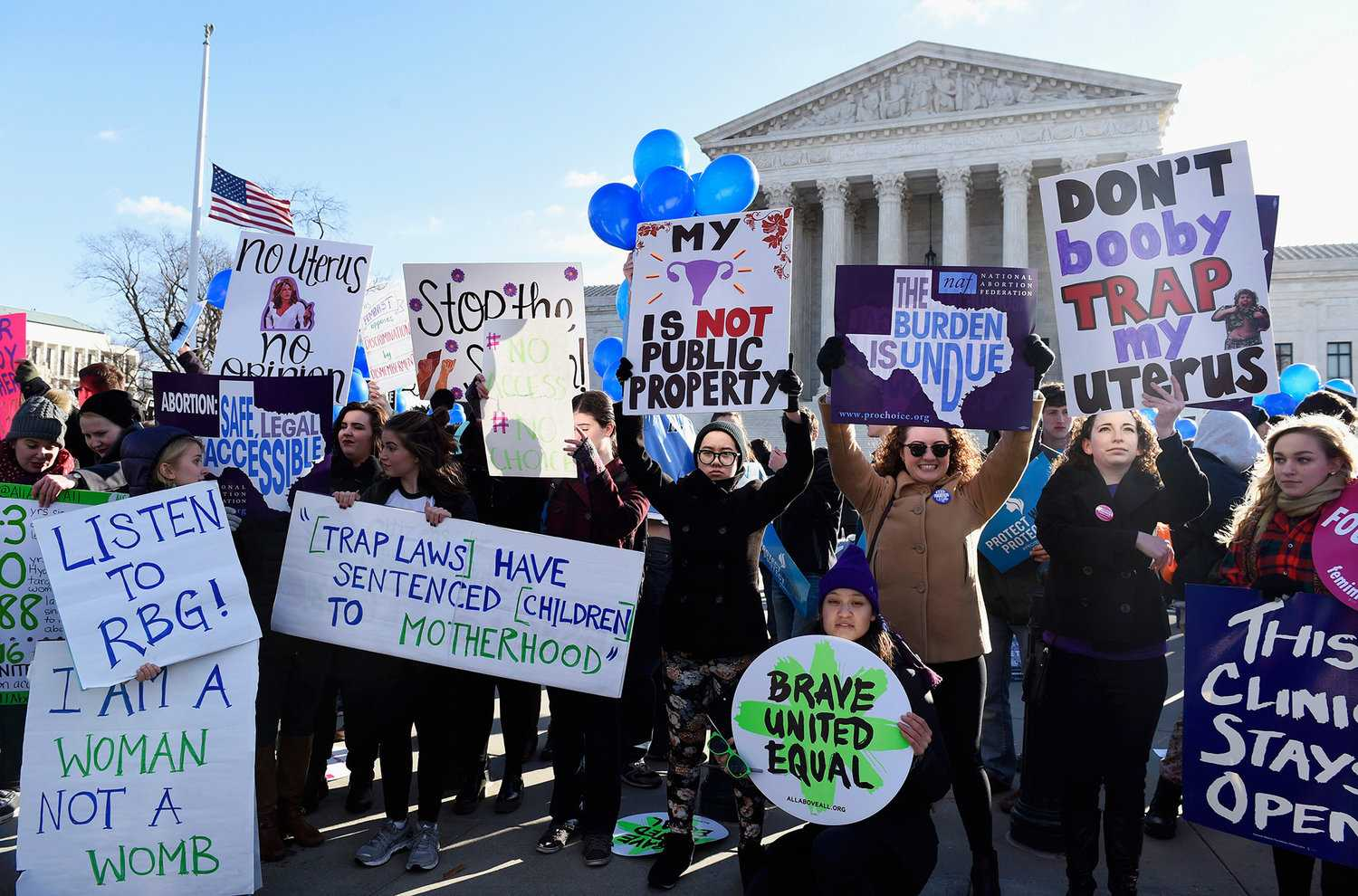Supreme Court Strikes Down Texas Abortion Restrictions | Texas