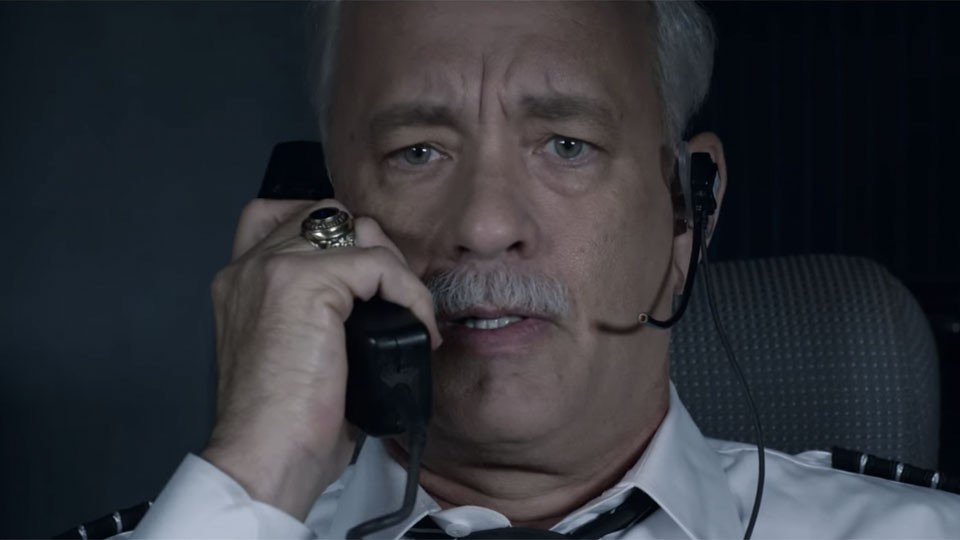 Trailer For Tom Hanks/Clint Eastwood Film, Sully, Hits The Web | Sully
