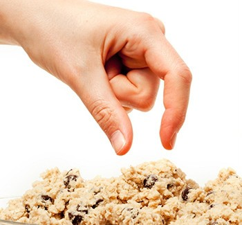 The FDA Wants You To Stop Eating Cookie Dough | cookie dough